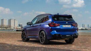 A los BMW X3 M y X4 M Competition les sientan de maravilla los nuevos colores