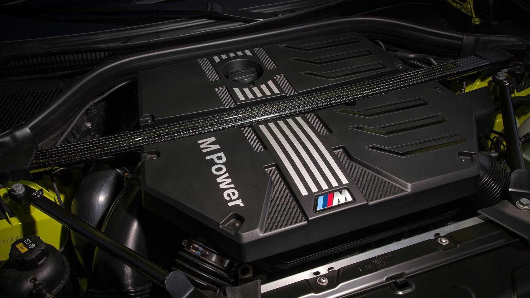 El par de los BMW X3 M y X4 M Competition ha aumentado a 650 Nm