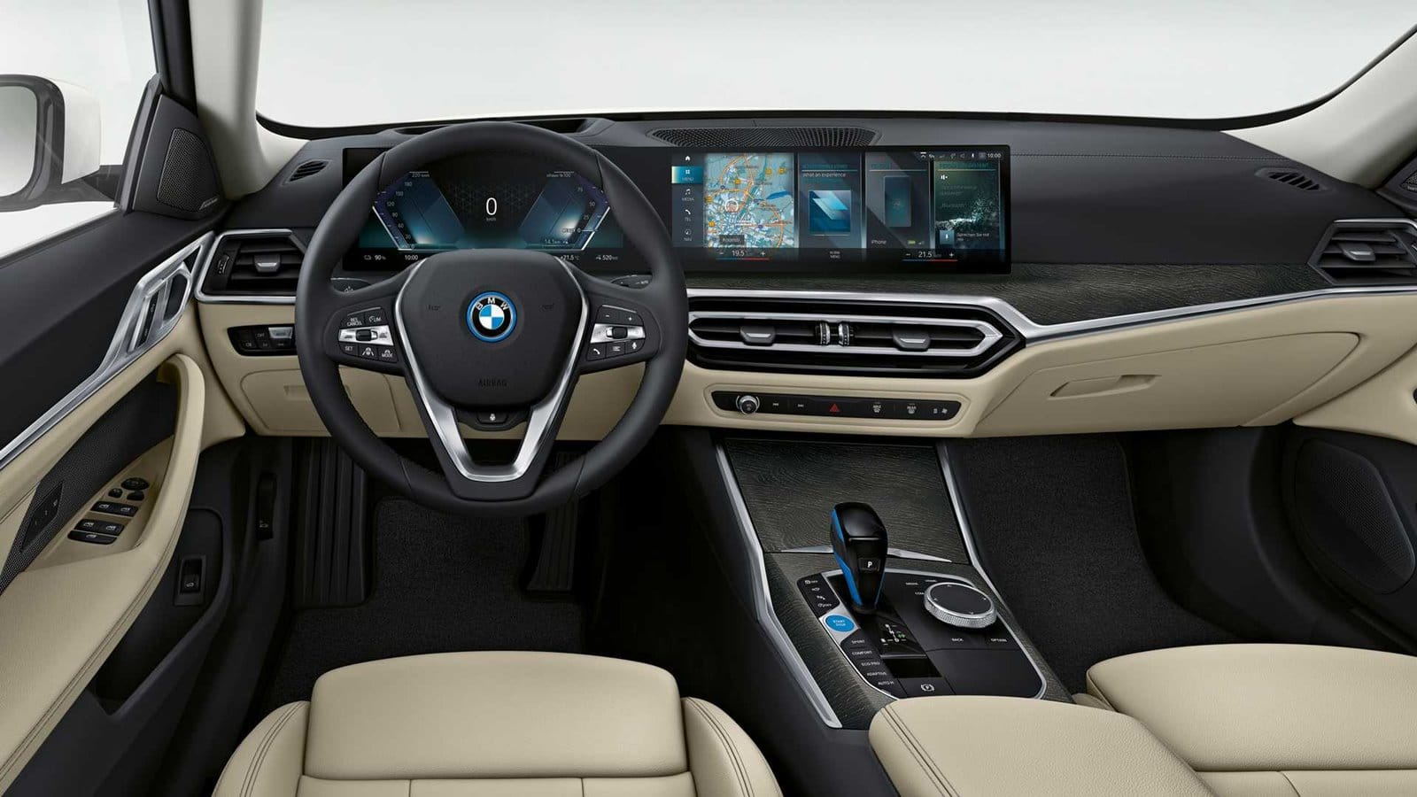 Interior BMW i4