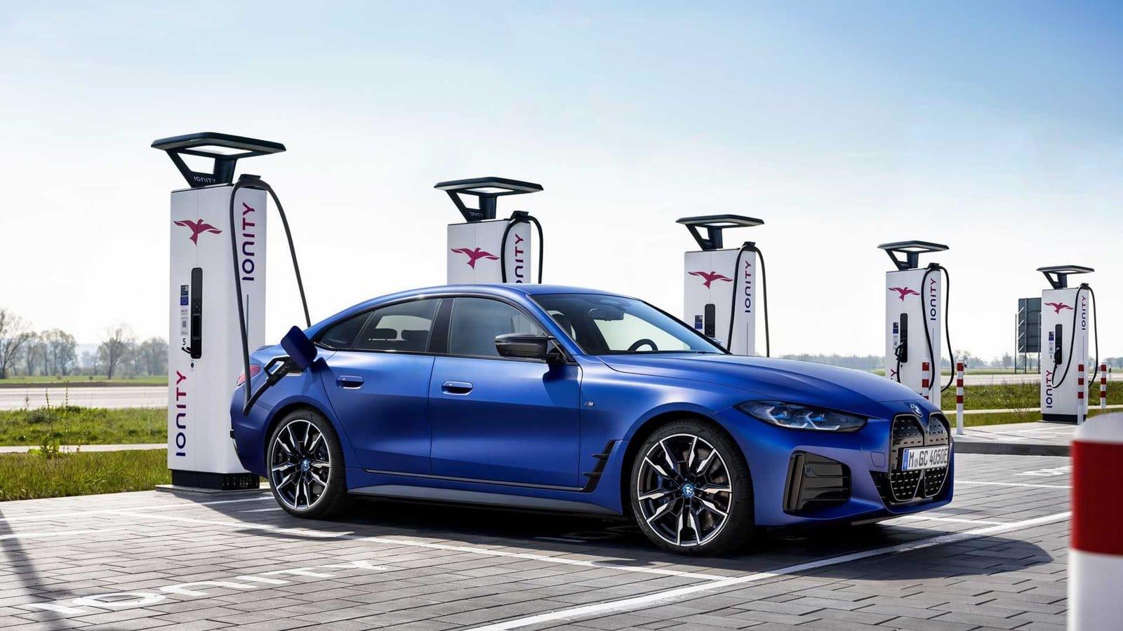 Nuevo BMW i4