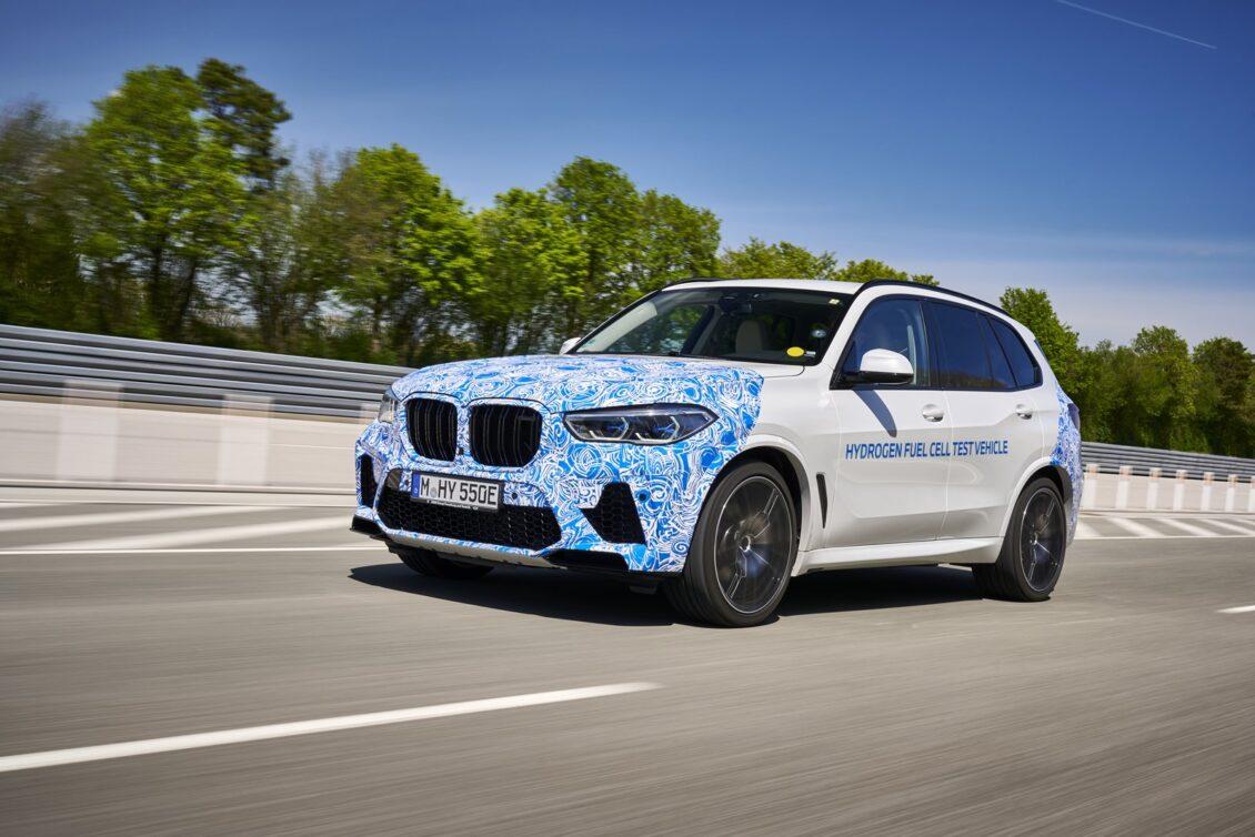 La pila de combustible de BMW y Toyota de pruebas por Europa: un paso hacia el hidrógeno
