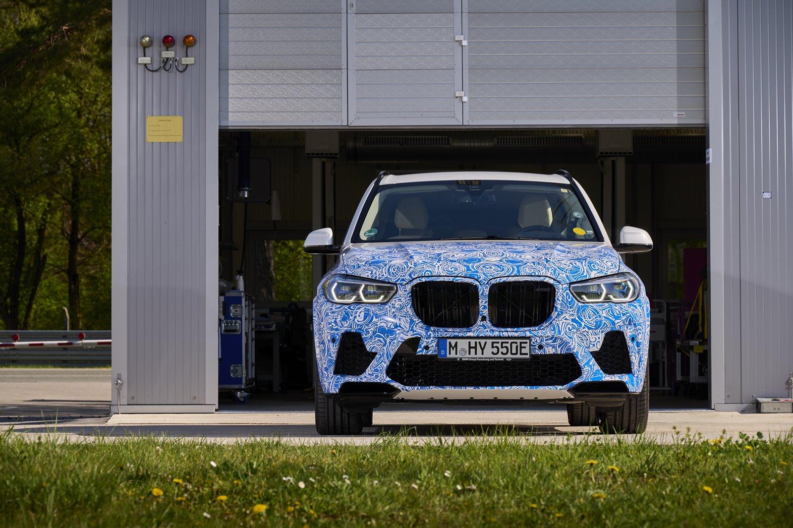 Pila de combustible de BMW y Toyota