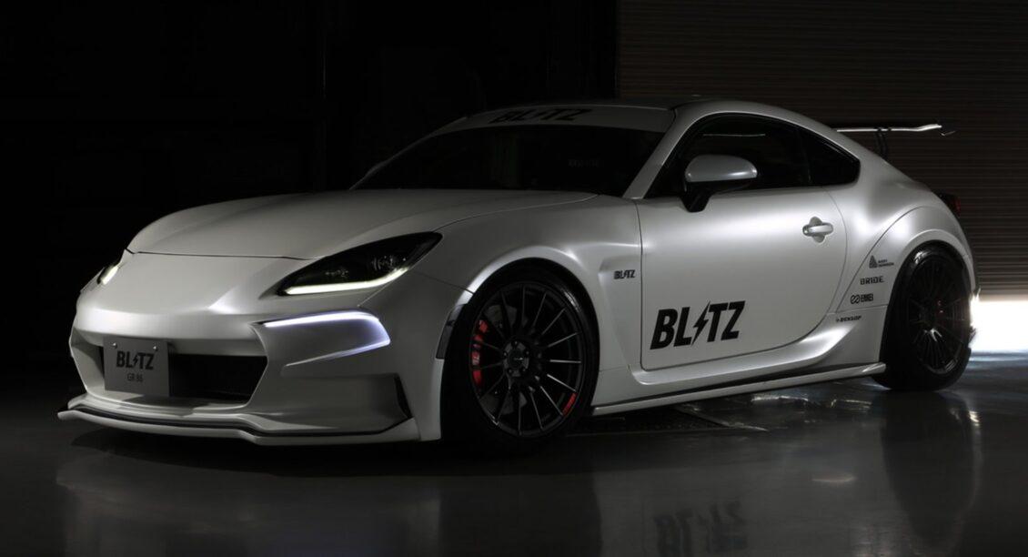 El Blitz GR 86 Concept promete emociones fuertes estética y dinámicamente