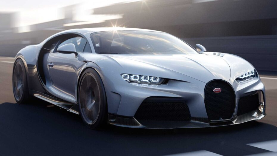 ¡Oficial! Bugatti Chiron Super Sport: 60 ejemplares a 3,2 millones de euros más impuestos