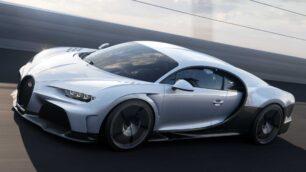 El Bugatti Chiron Super Sport alcanza los 440 km/h