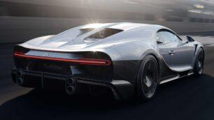 Interior más refinado y lujoso para el Bugatti Chiron Super Sport