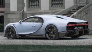 El Bugatti Chiron Super Sport se inspira en el 300+