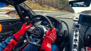 1.600 CV para el Bugatti Chiron Super Sport