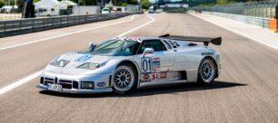 Bugatti EB 110 Sport Competizione: una historia triste, dura pero con final feliz tras 25 años