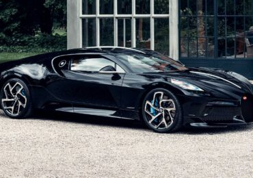 Bugatti La Voiture Noire de producción