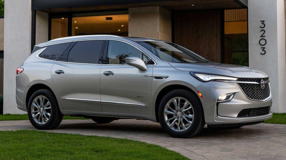 Así es el renovado Buick Enclave 2022: no te disgustaría verlo por aquí
