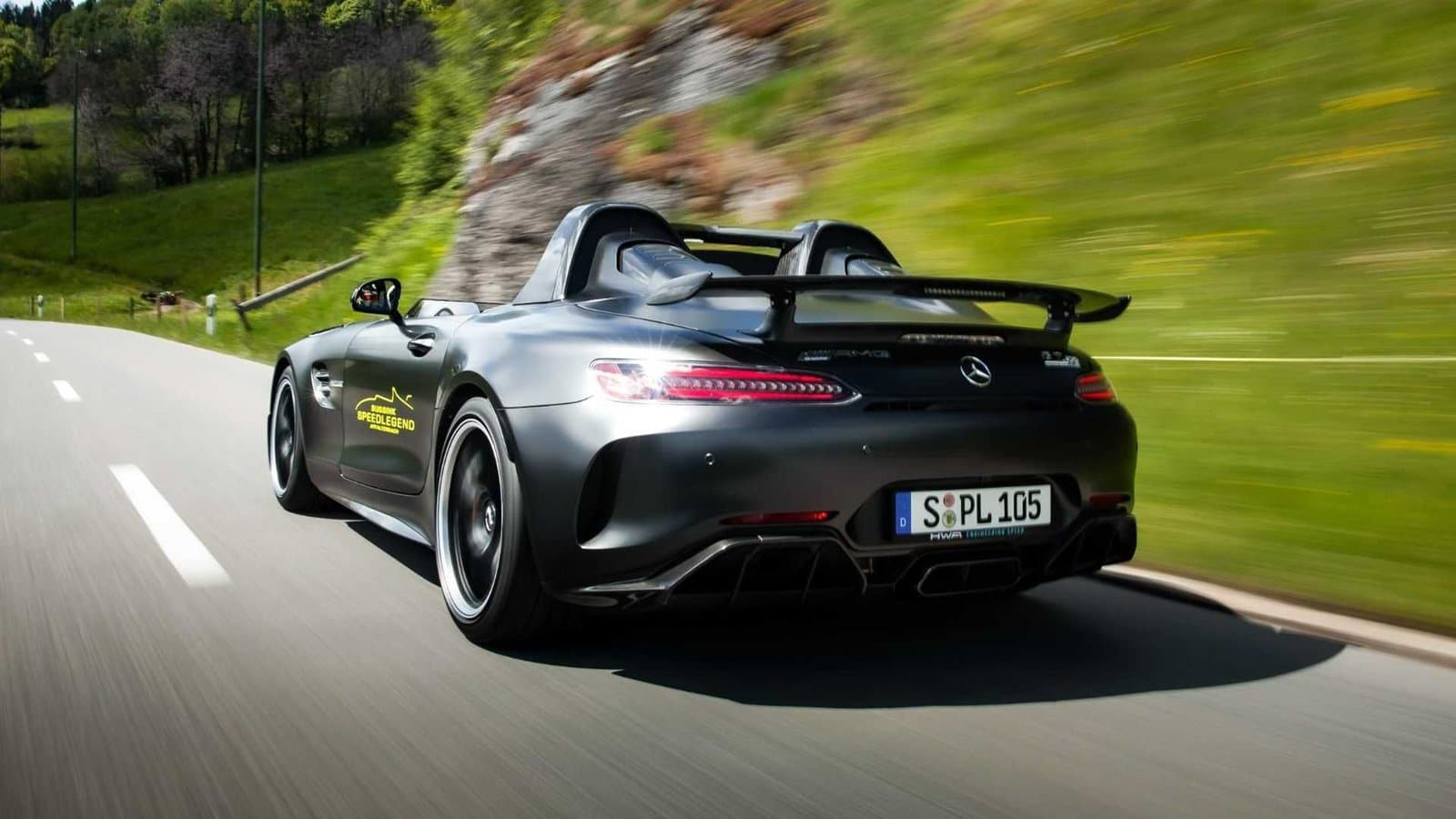 El Bussink GT R SpeedLegend es realmente atractivo