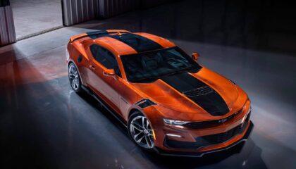 Chevrolet Camaro 2022