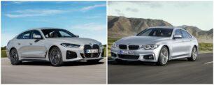 Comparación visual BMW Serie 4 Gran Coupé 2021: ¿La carrocería más bonita de la gama?