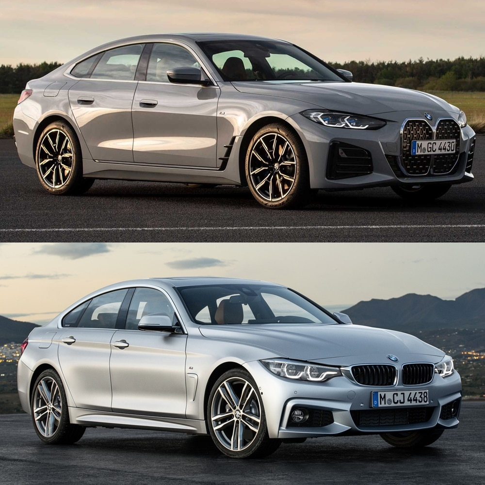 El BMW Serie 4 Gran Coupé es probablemente la carrocería más bonita