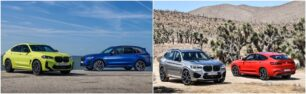 Comparación visual BMW X3 M y X4 M 2021: ¿Cambios a mejor?