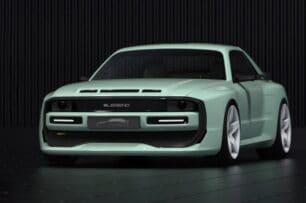 El E-Legend EL1 es un Audi quattro S1 100% eléctrico
