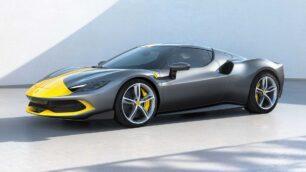 ¡Oficial! Ferrari 296 GTB: el primer V6 híbrido enchufable italiano