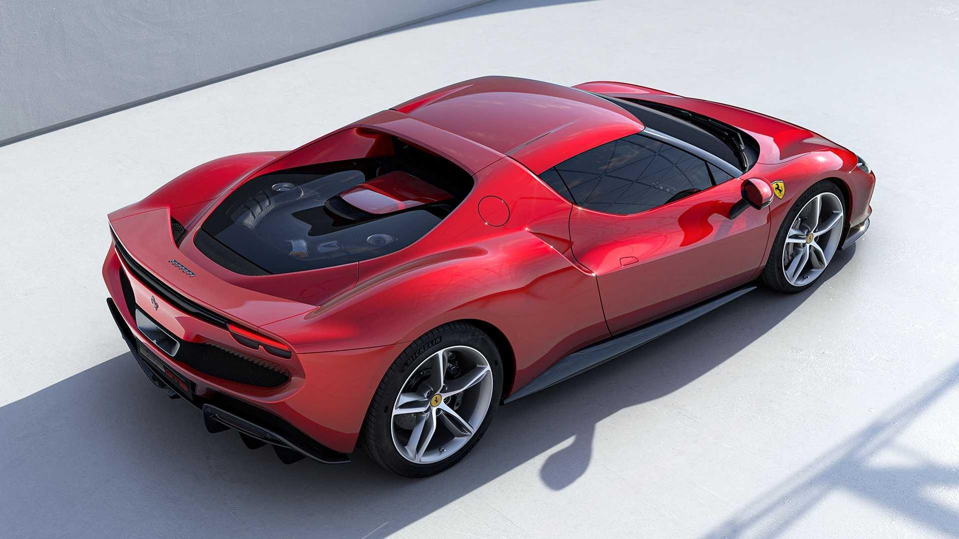 El Ferrari 296 GTB llega en 2022
