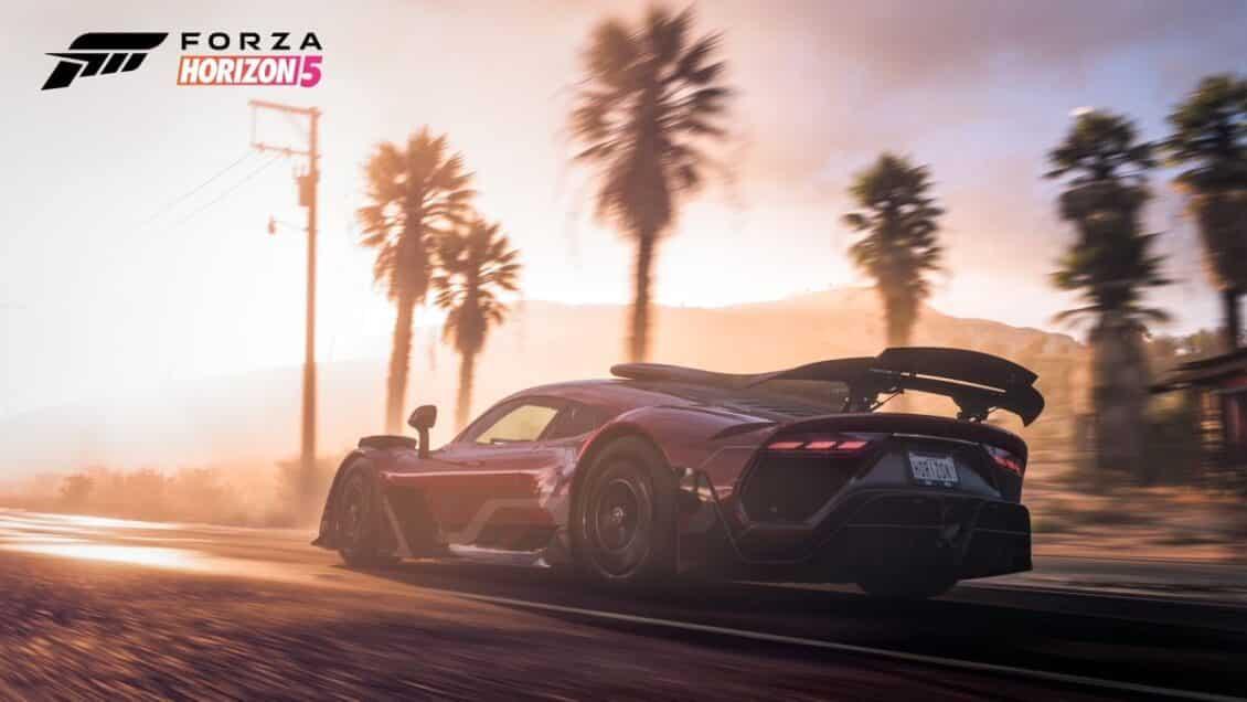 El Forza Horizon 5 está cada vez más cerca: esto es todo lo que sabemos