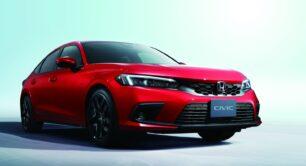 Honda Civichatchback 2022