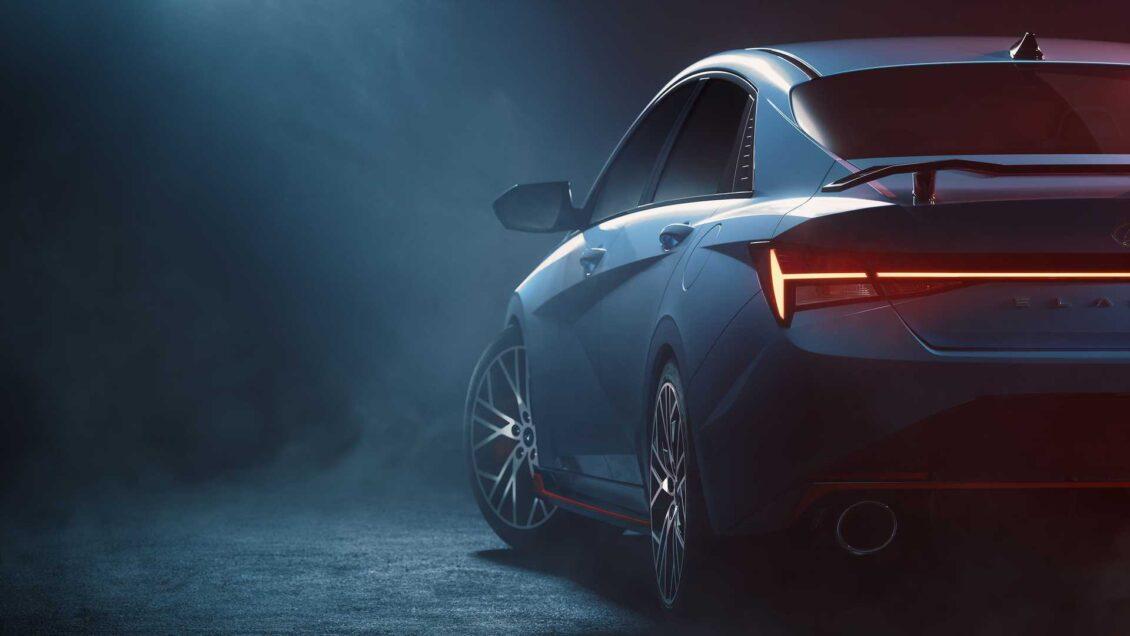 El Hyundai Elantra N se sigue destapando: ¡Qué buena pinta tiene!