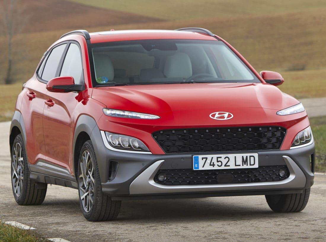 Oferta, el Hyundai Kona Hybrid ahora a un precio tentador