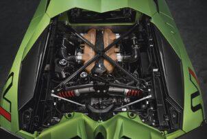 El motor V12 de Lamborghini: una mecánica para topes de gama