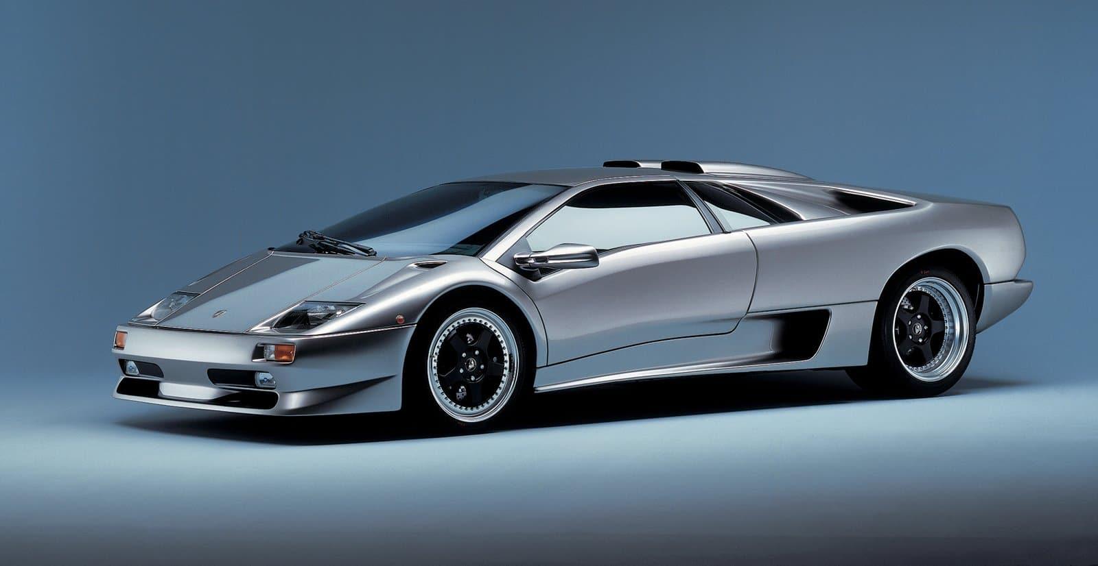 Diablo con motor V12 de Lamborghini