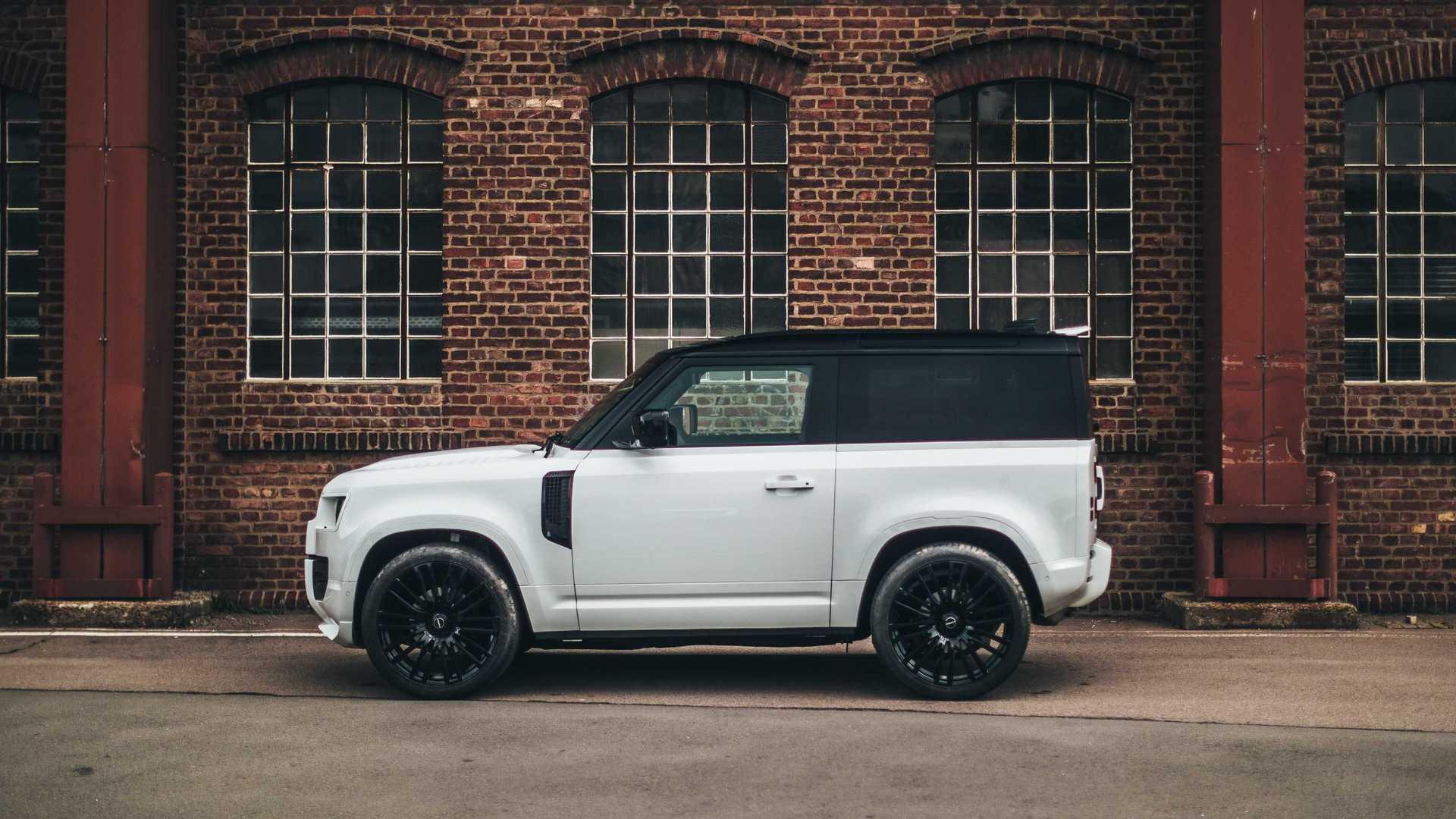 El Land Rover Defender de Startech luce atrevido