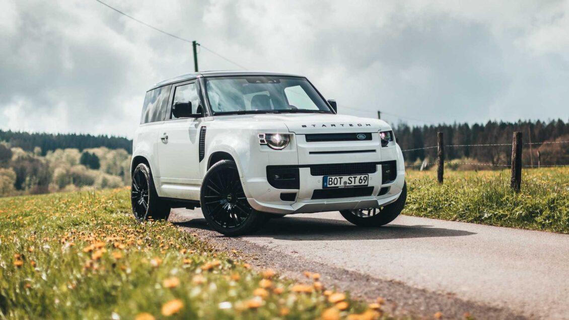Con la apuesta de Startech para el Land Rover Defender no pasarás desapercibido…