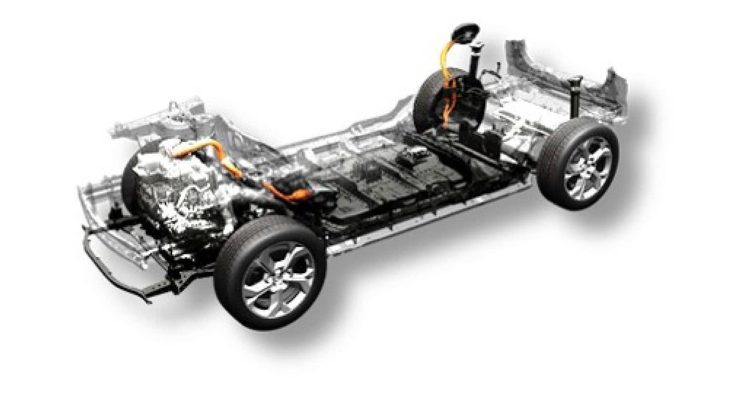 Mazda MX-30 autonomía extendida