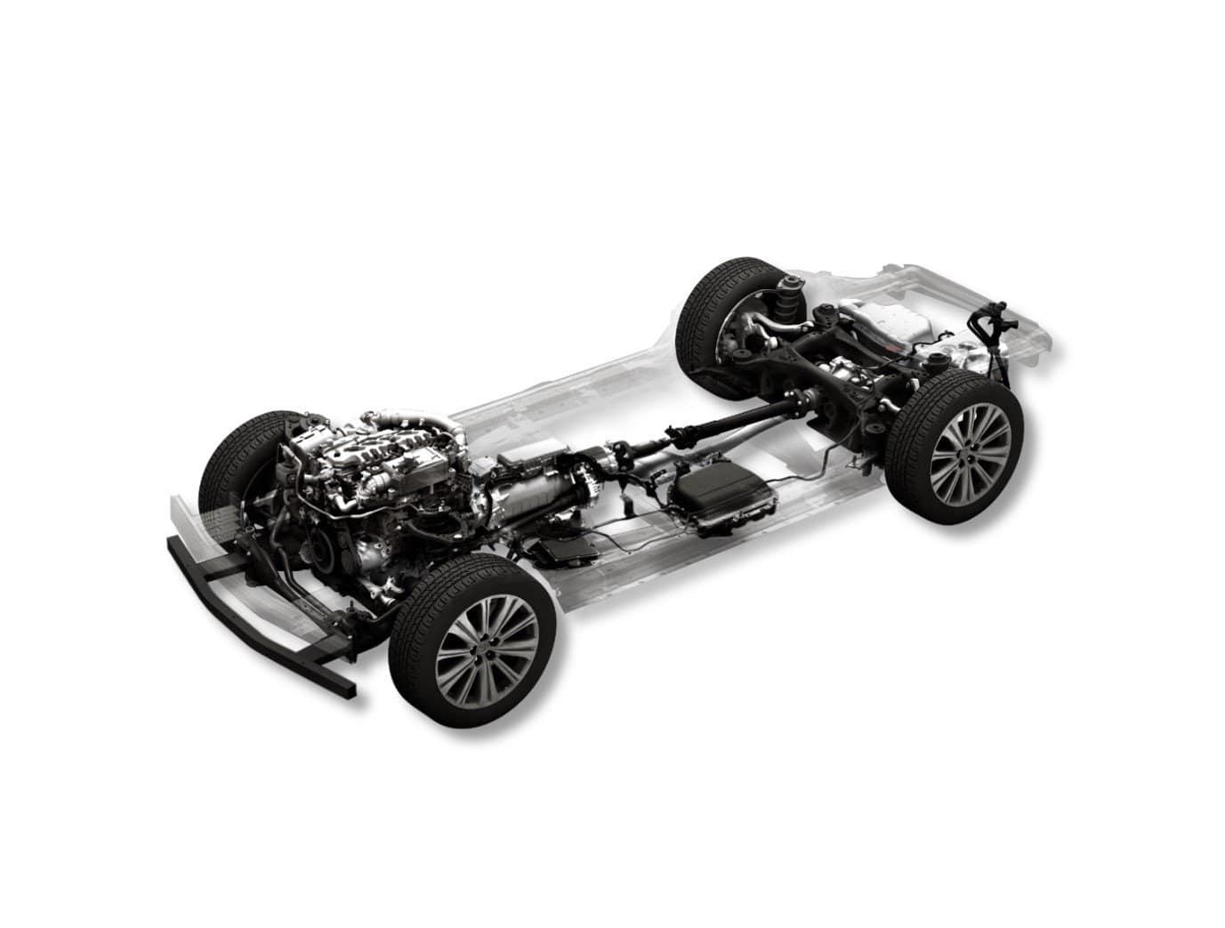 Mazda Mild Hybrid 48V