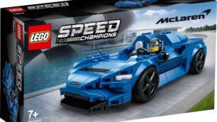 El Ya puedes hacerte con el McLaren Elva de LEGO Speed Champions es fiel a la versión original