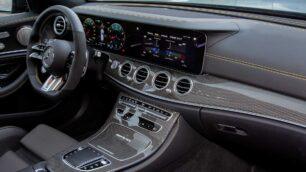 El Existen coches que resultan espectaculares según salen de fábrica, como el Mercedes-AMG E 63 S 4MATIC+ más potente declara un o a 100 km/h en 3 segundos