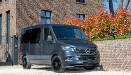 Mercedes-BenzSprinter de VanSports