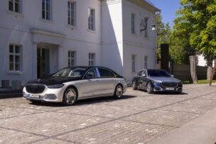 Nueva galería de imágenes de los Mercedes-Maybach Clase S: en formato V8 y V12