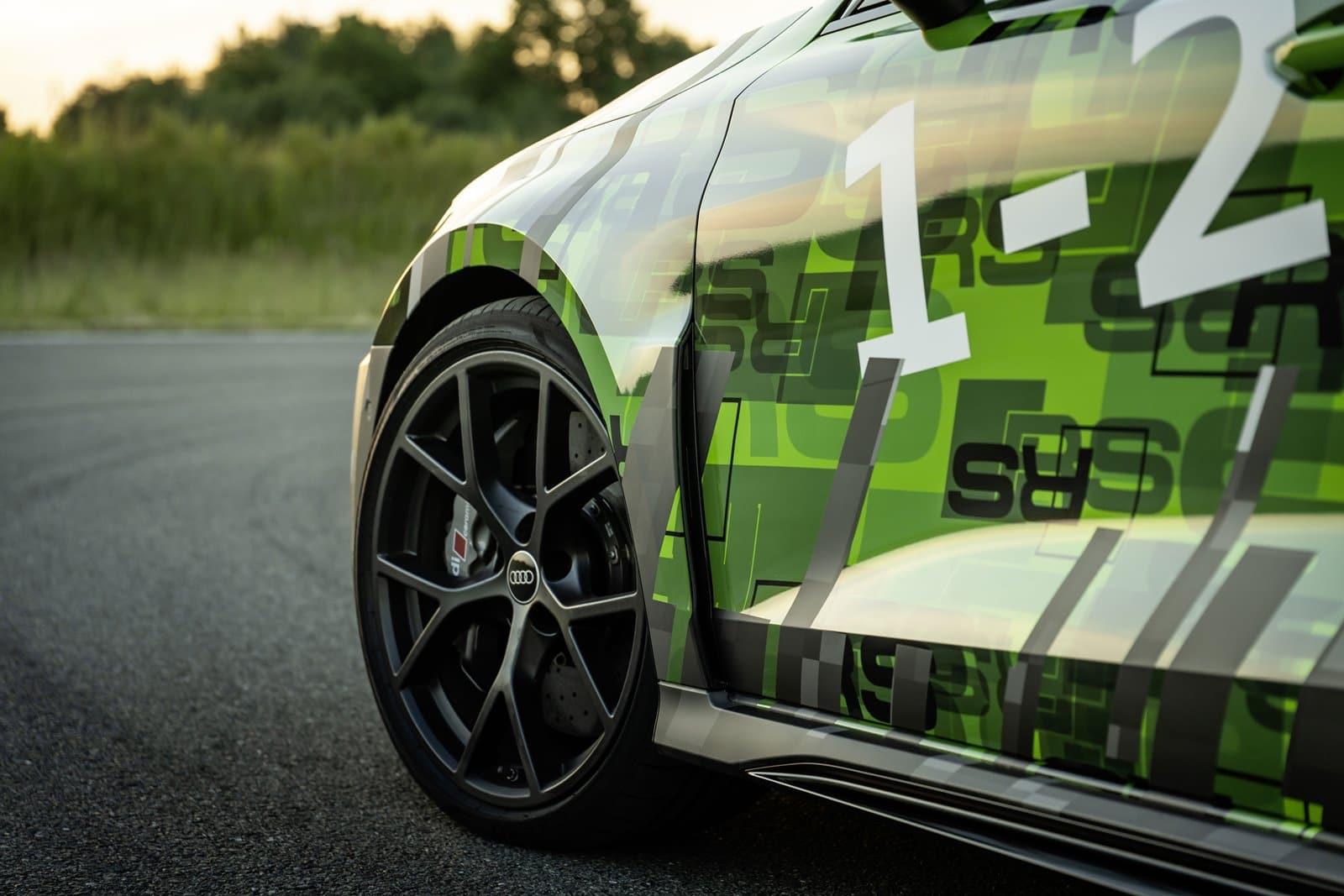 llantas nuevo Audi RS3