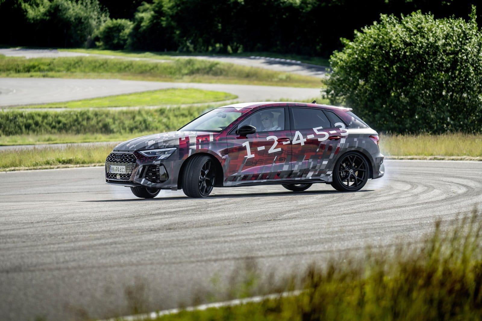 nuevo Audi RS3 sportback