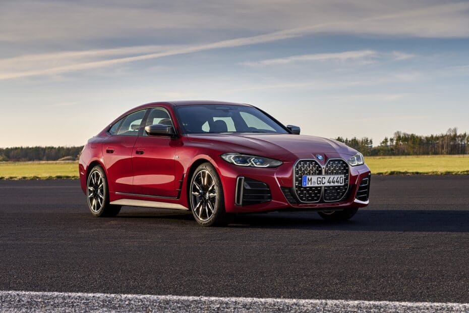 Así es el nuevo BMW Serie 4 Gran Coupé: practicidad y deportividad de la mano