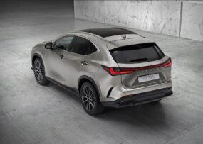 Así es el nuevo Lexus NX y estos son todos los detalles