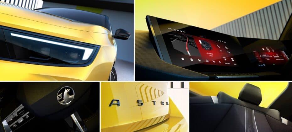 Primeros detalles del nuevo Opel Astra: ¿Un aspecto demasiado atrevido?