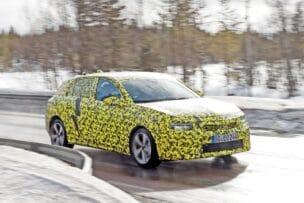 Más imágenes del nuevo Opel Astra L antes de su inminente presentación