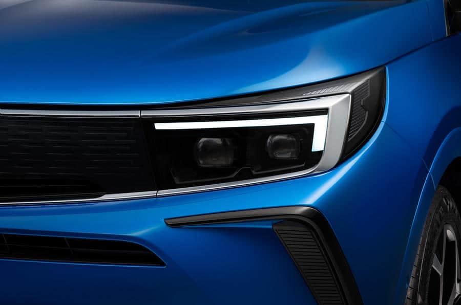 Faros Opel Grandland 2021