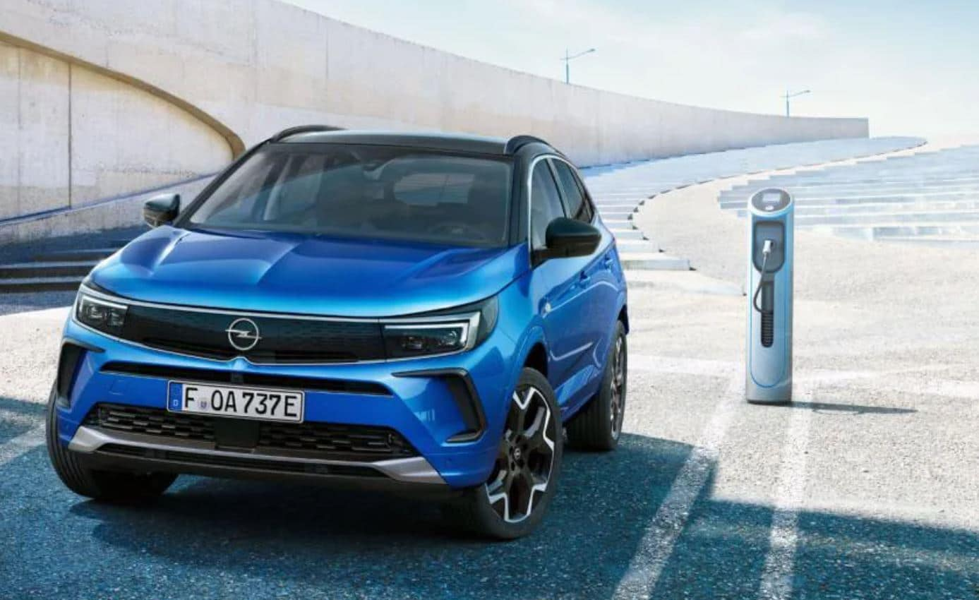 Nuevo Opel Grandland