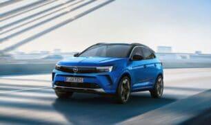 Así es el nuevo Opel Grandland: esperamos que te guste el nuevo frontal...