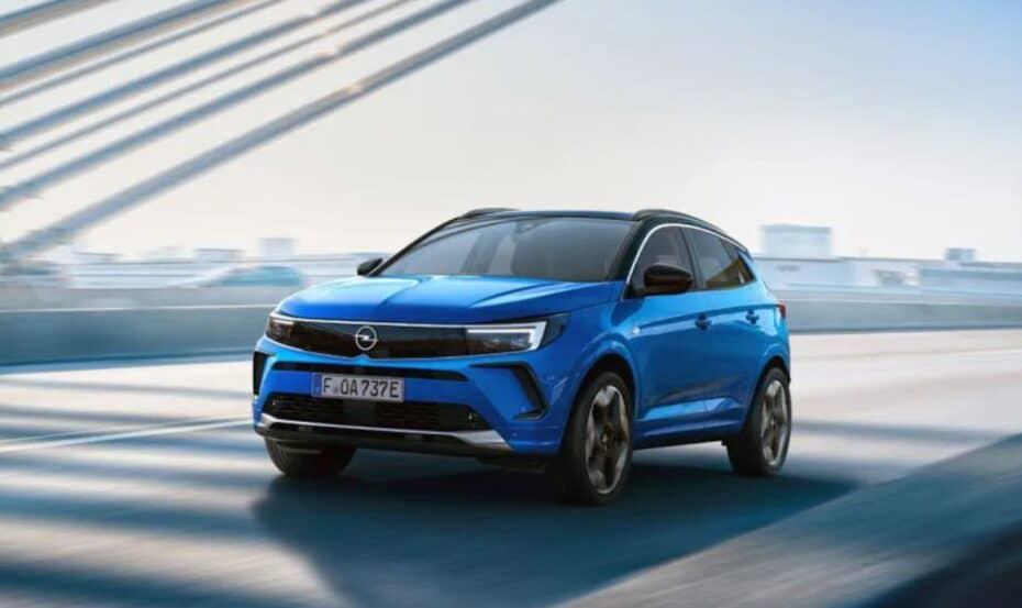 Así es el nuevo Opel Grandland: esperamos que te guste el nuevo frontal…