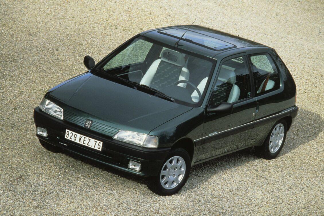 El Peugeot 106 cumple 30 años y estas son sus versiones más atractivas