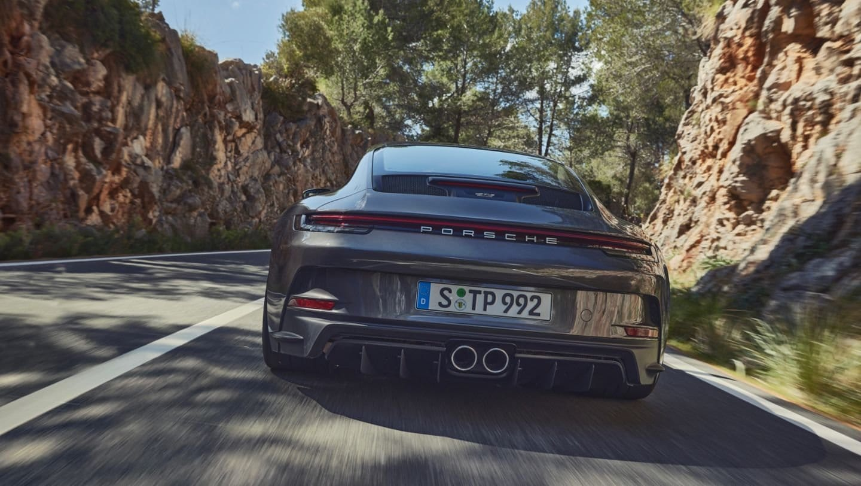 Porsche 911 GT3 con pack Touring