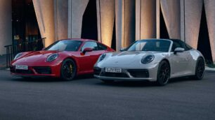 Llegan los nuevos Porsche 911 GTS 2022 en formato Coupé, Cabrio y Targa